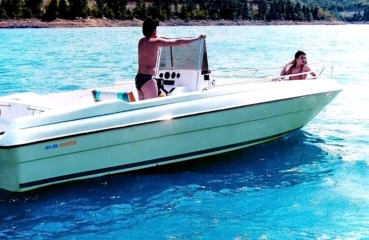 Motor Boat Mak Marine 4,60m