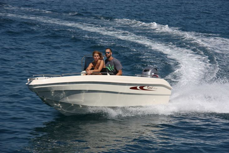 Speed Boat Open Boat 5m
