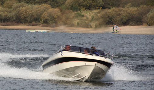 Speed Boat Fletcher Open Boat 7,50m
